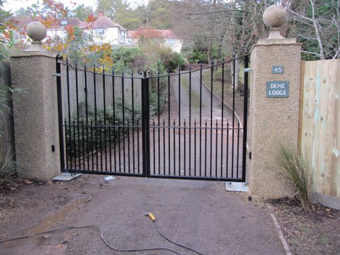 Iron Gates Hampshire