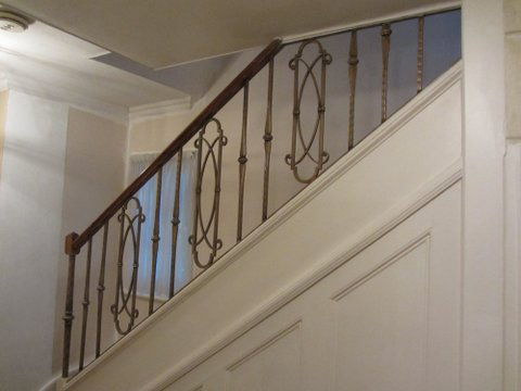 Hampshire Blacksmith Railings