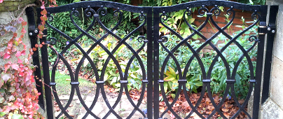 Wrought Iron Gates Aldershot